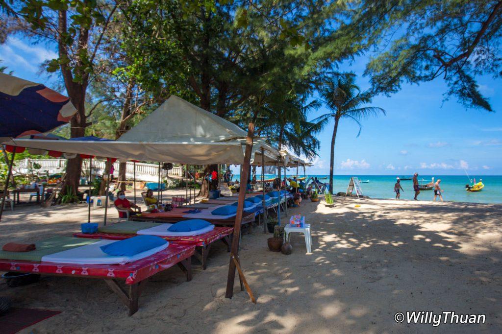 Phuket Beach Massage