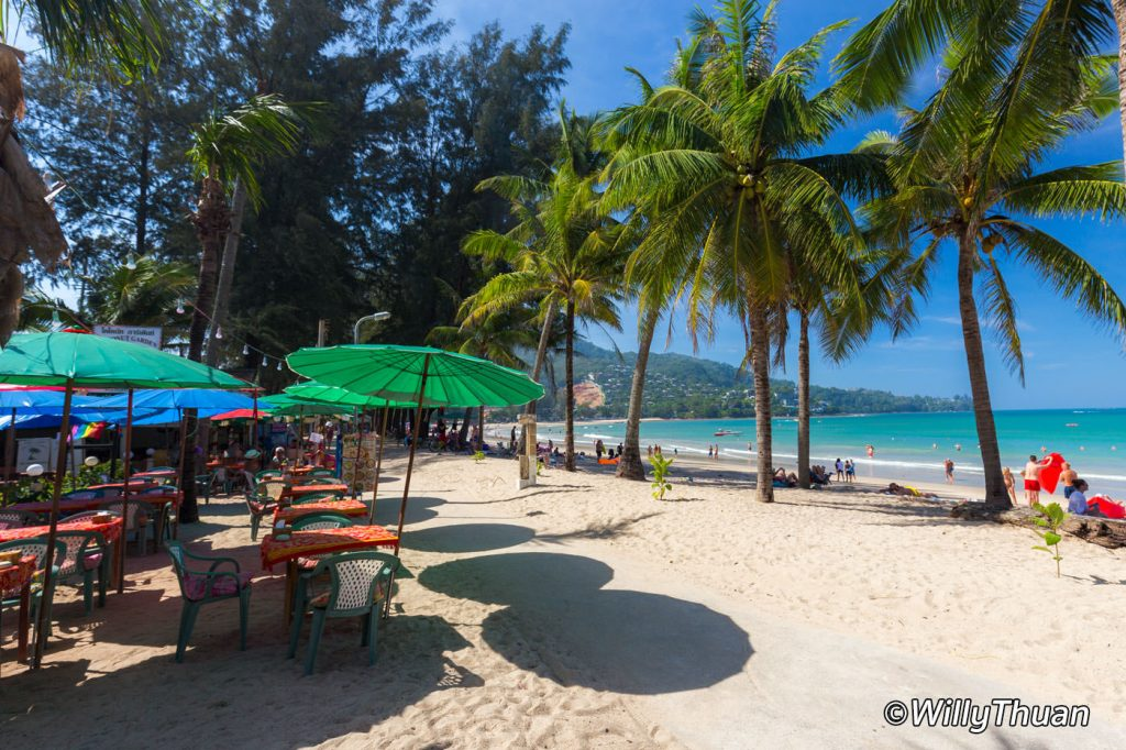 Kamala Beach Restaurants