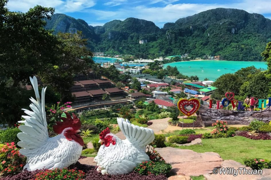 Phi Phi Viewpoint Number 1