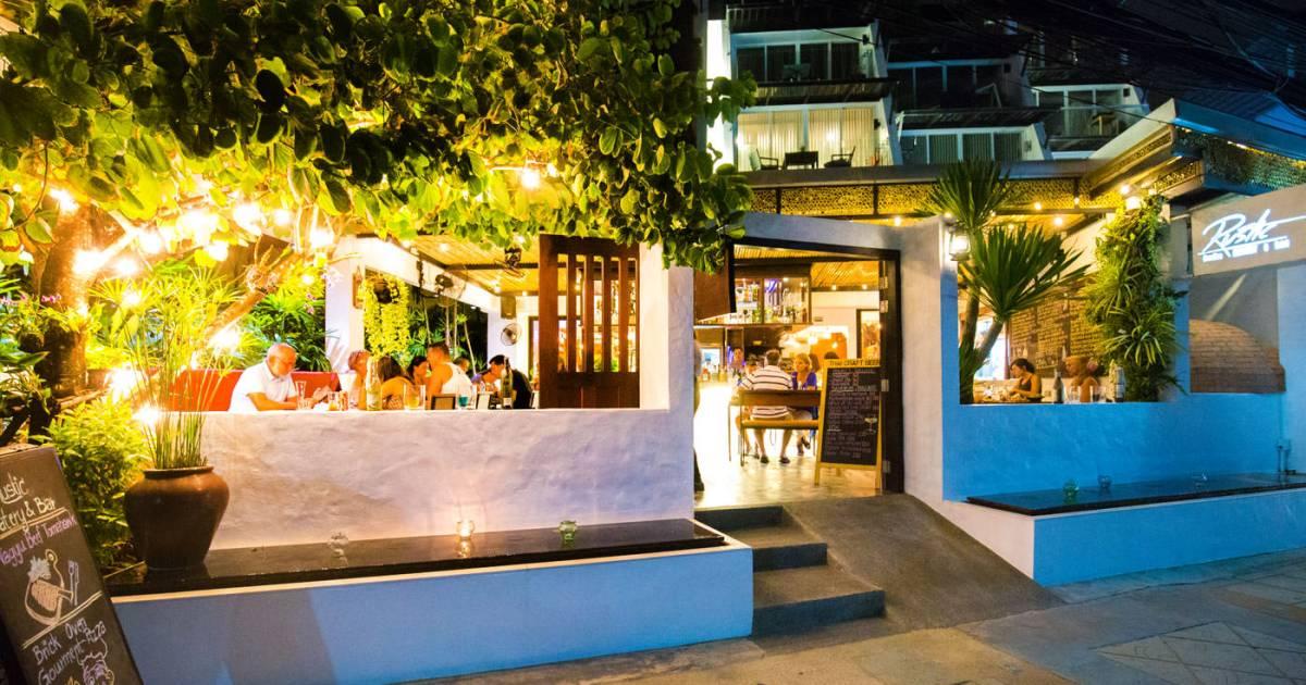 Rustic Eatery Phuket