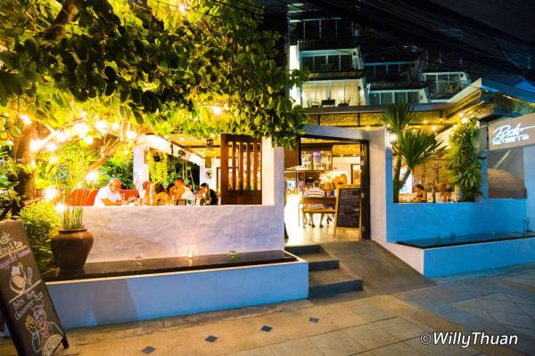 Rustic Eatery and Bar Phuket – Patong Beach