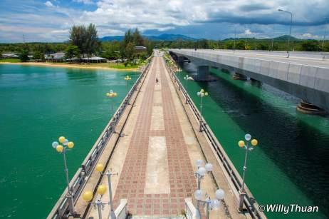 Sarasin Bridge in Phuket