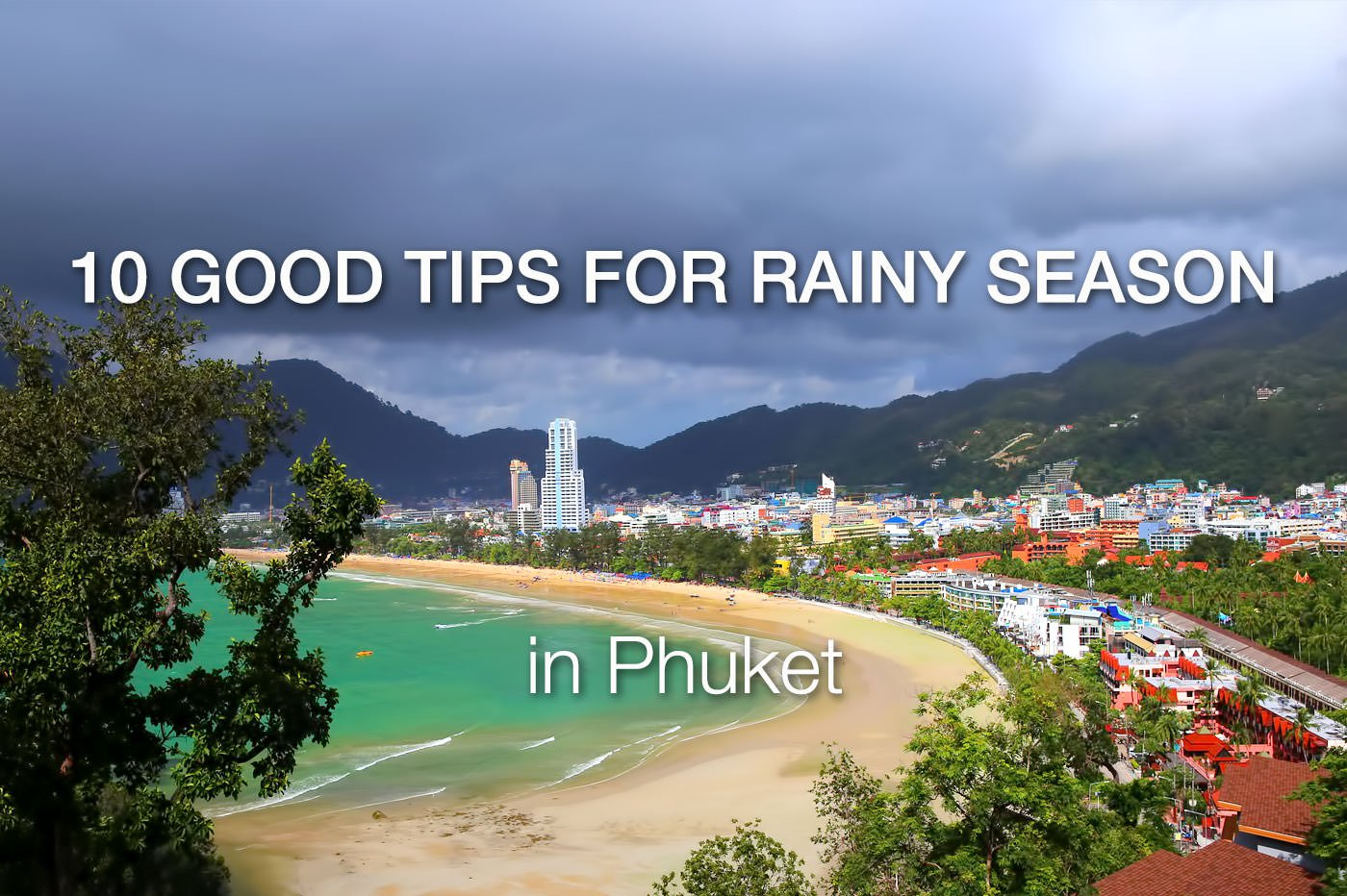 From what month does the rainy season begin in Thailand, who will tell