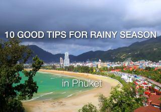Phuket Rainy Season