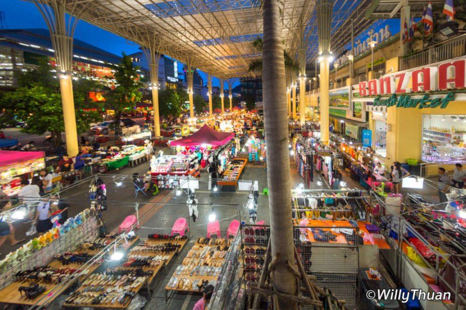 Banzaan Night Market