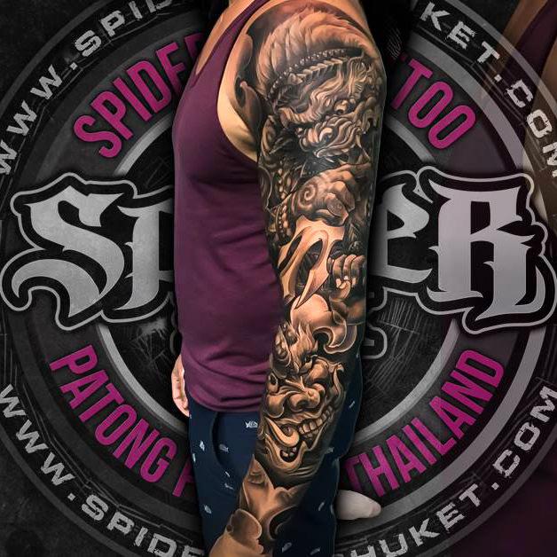 spider-ink-tattoo