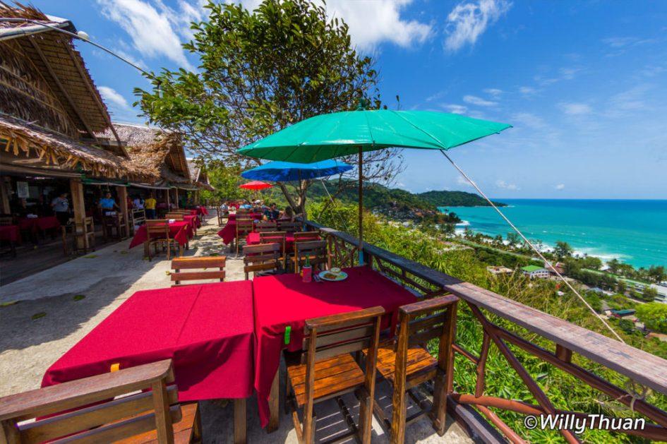 After Beach Bar above Kata Noi Beach