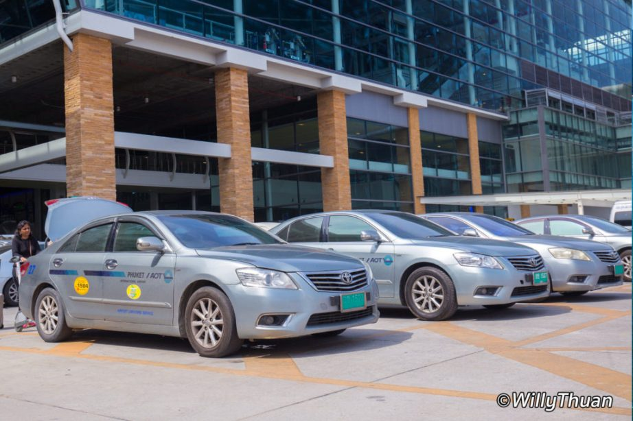 Phuket Airport Limousines