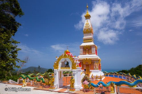 Thepnimit Temple in Patong
