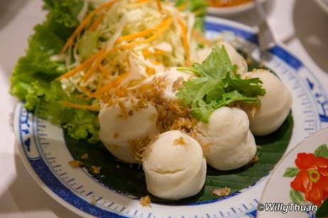 Look Chin Pla (Fish Balls)