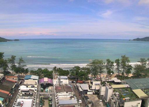 Le Temps a Phuket Aujourd'hui - Phuket Webcam