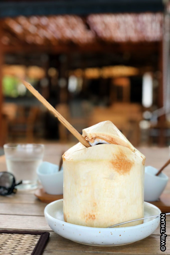 Bamboo Straw at The Cove Phuket