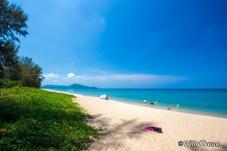 Mai Khao Beach in Phuket