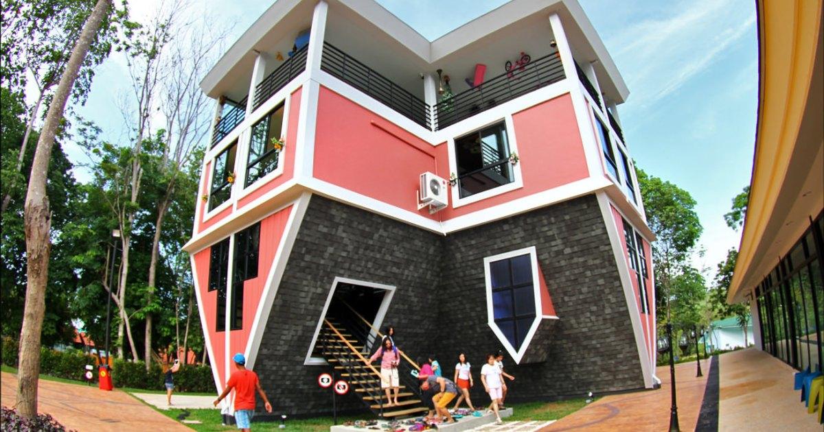 Phuket Upside Down House - Baan Teelanka