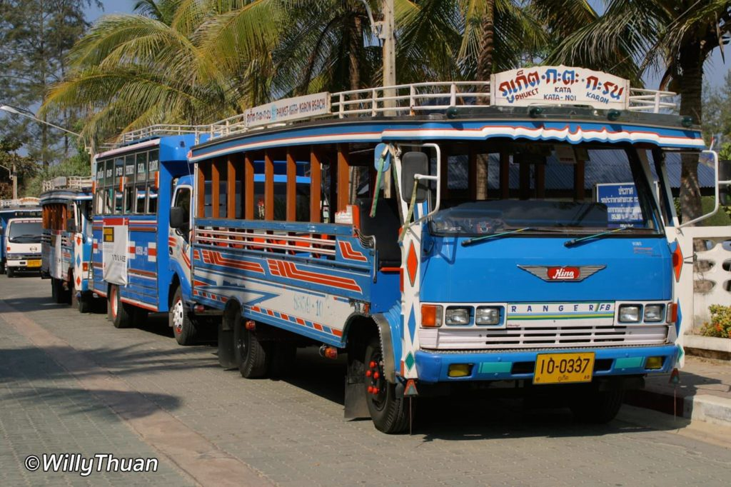 Phuket Local Buses