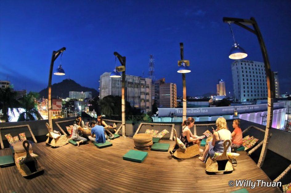 Quip Sky Bar Rooftop