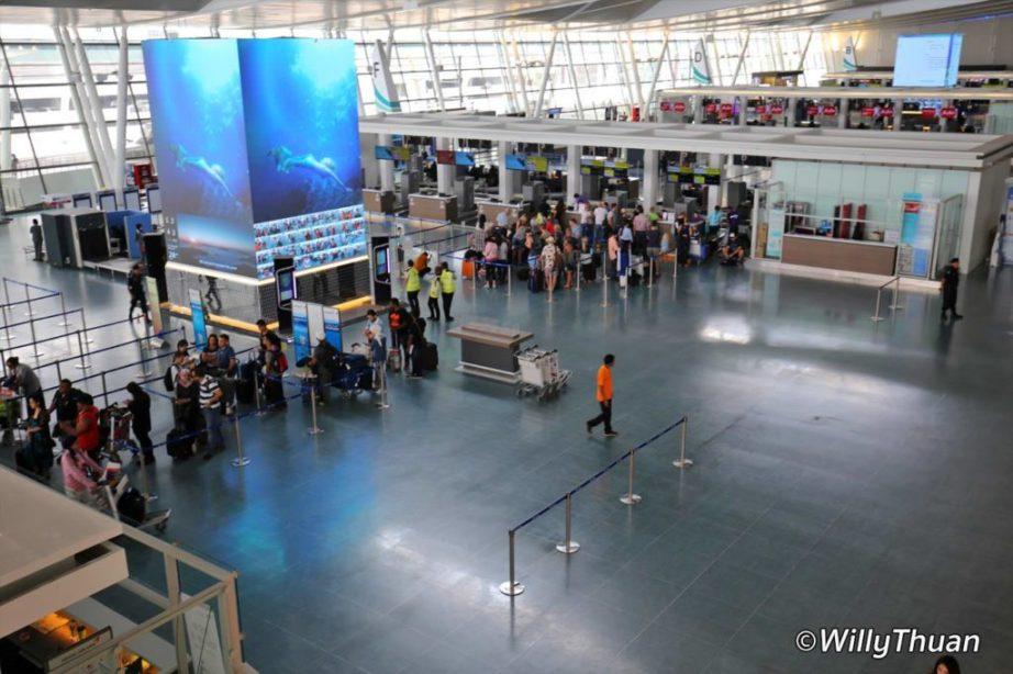 Phuket International Airport Terminal