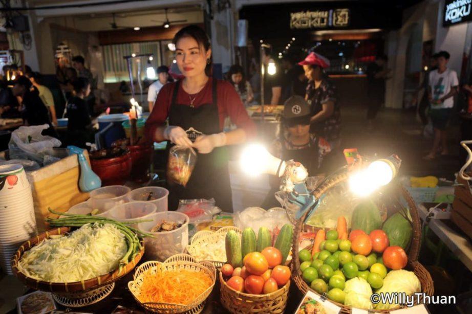 Phuket Walking Street Night Market