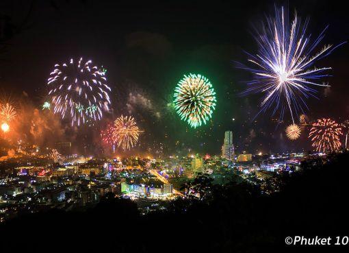 Nouvel An à Phuket