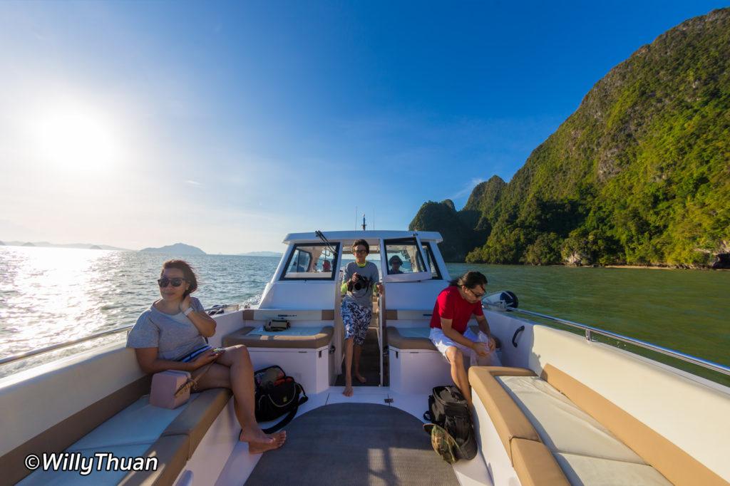 Simba Sea Trips n Phang Nga Bay