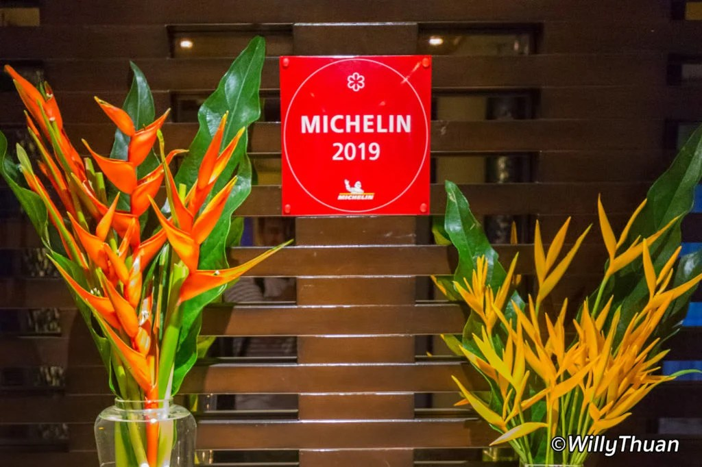 1 Star Michelin at Pru at Trisara Phuket