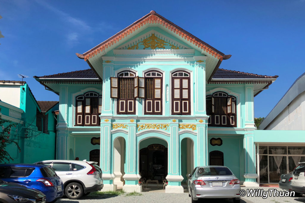Kanok Kwan House in Phuket Town