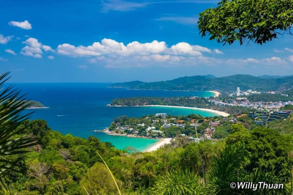 Karon Viewpoint in Phuket