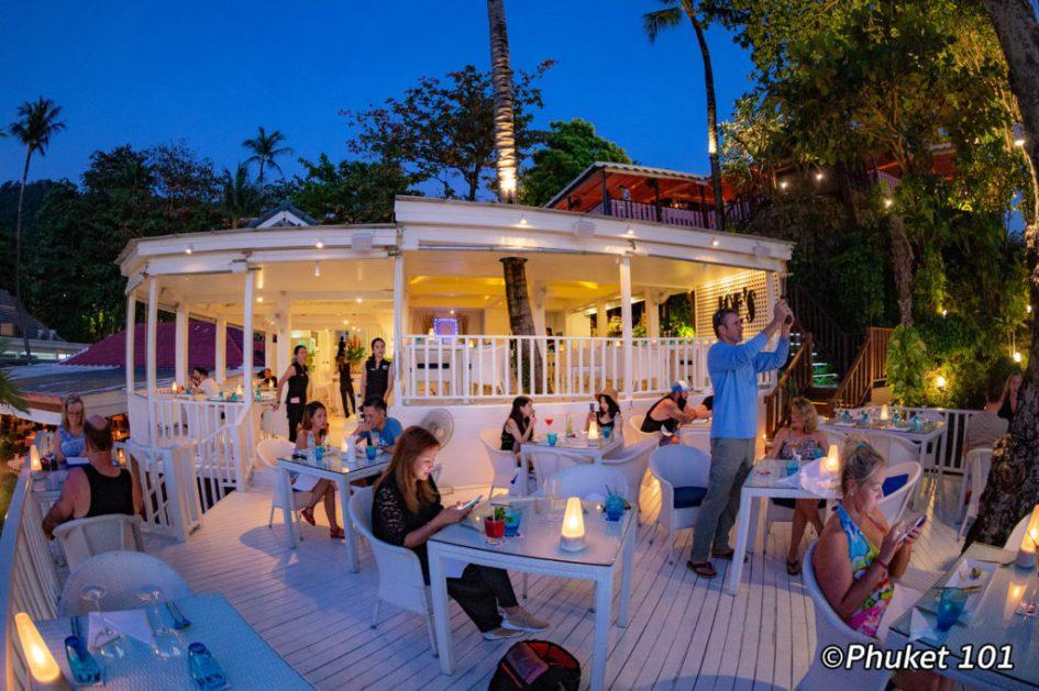 Joe's Downstairs Restaurant Phuket