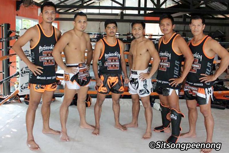 Sitsongpeenong Muay Thai