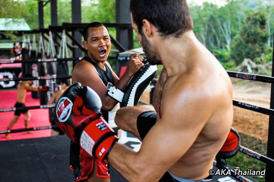 Aka Thailand Muay Thai
