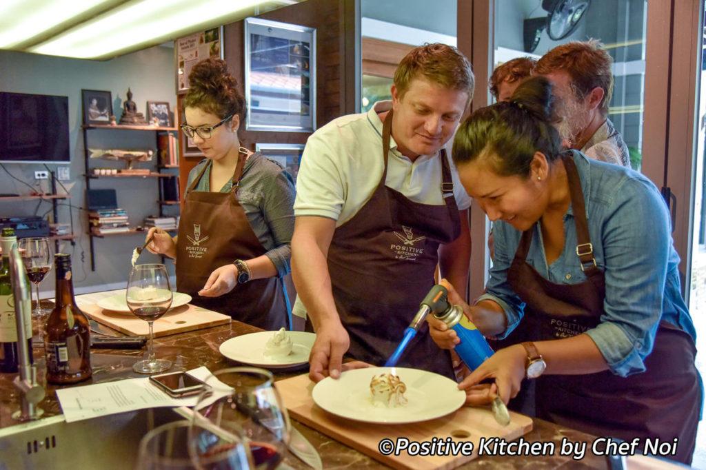 Positive Kitchen by Chef Noi