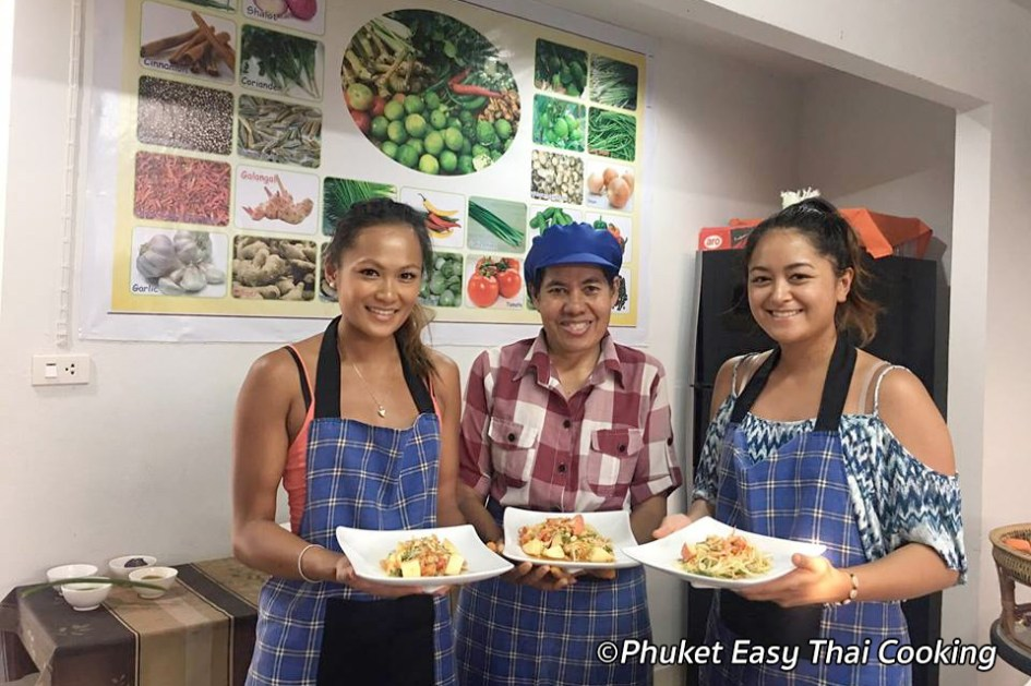 Phuket Easy Thai Cooking