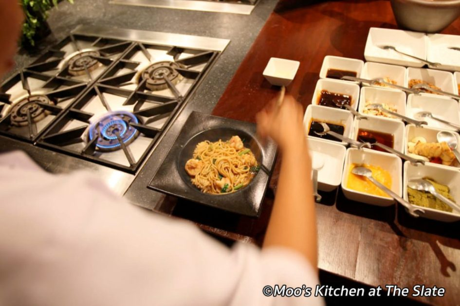 Moo's Kitchen at The Slate