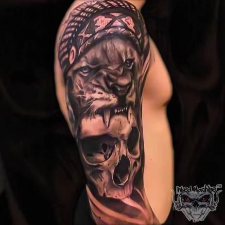 Inked Machine Tattoo in Phuket