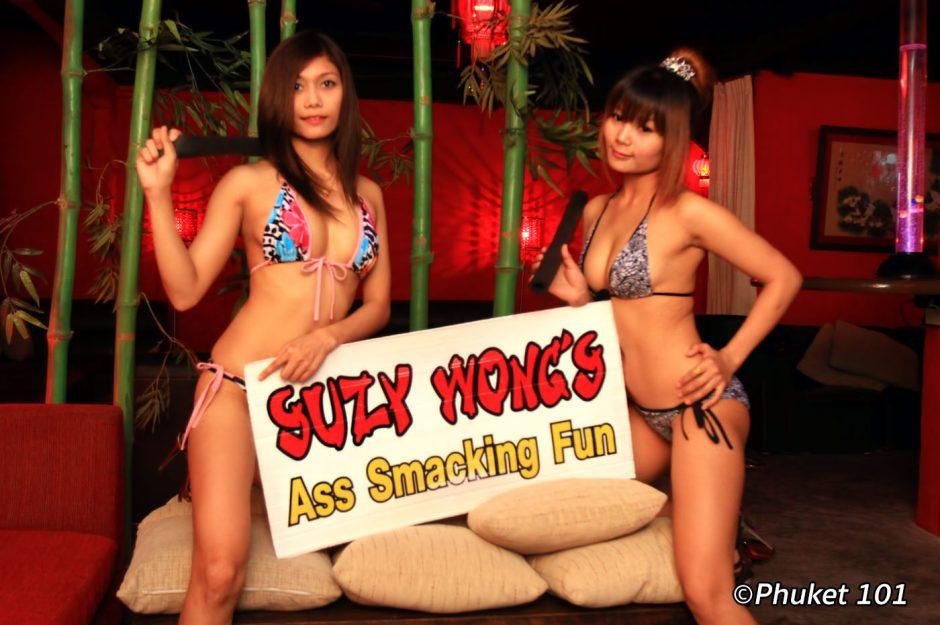 Suzy Wong's A Go Go Phuket