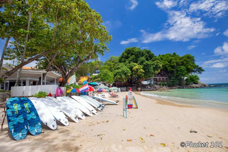 Phuket Surf Schools