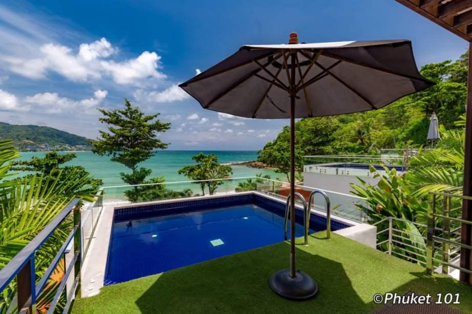 The pool room at Novotel Kamala Phuket