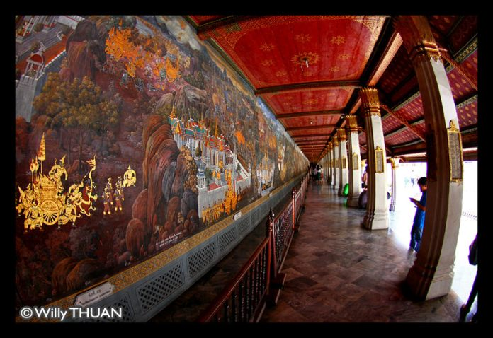 painyng-at-wat-pra-kaew-bangkok