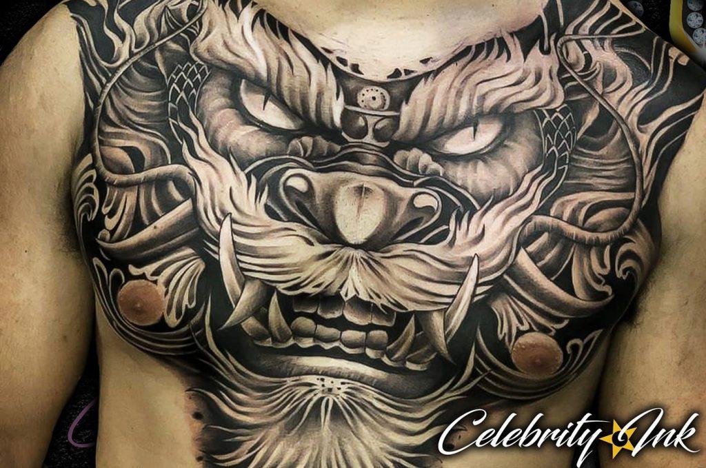Celebrity Ink tattoo studio in Phuket, Patong Beach