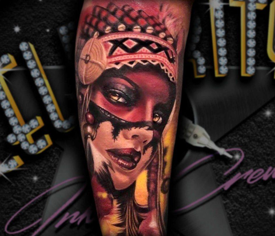 Celebrity Ink Tattoo Studio in Patong Phuket