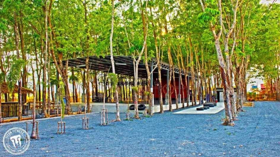Titan Fitness Camp Phuket