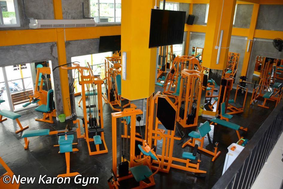 New Karon Gym