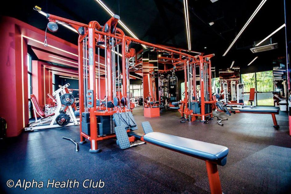 Alpha Health Club