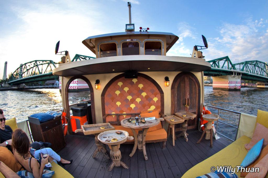 Supanniga Cocktail Cruise-bangkok