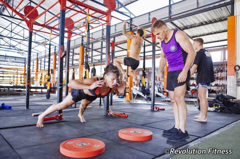 Revolution Fitness Phuket