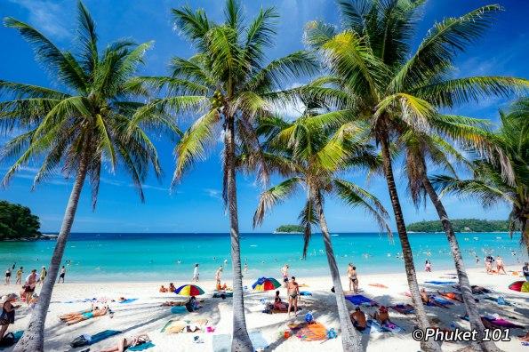 South Kata Beach