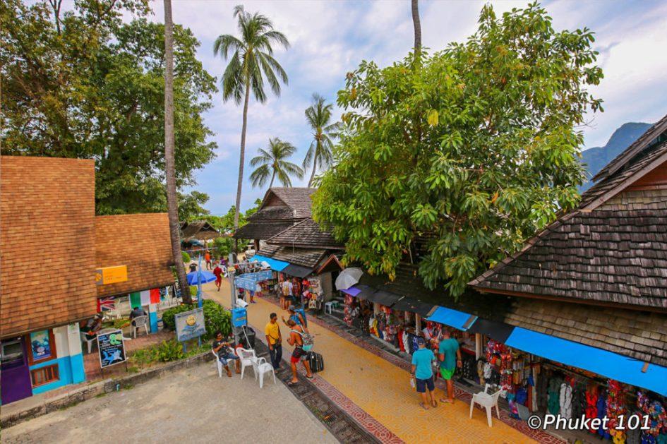 Tonsai in Koh Phi Phi