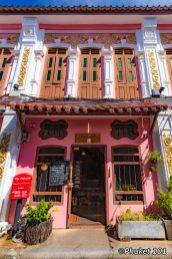 Soi Romanee in Phuket Town