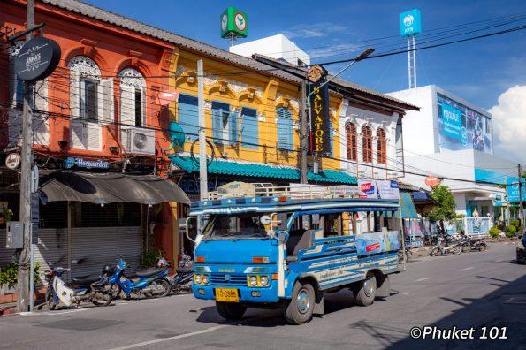 phuket-town-blue-bus