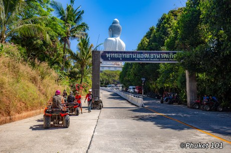 How to get to Phuket Big Buddha
